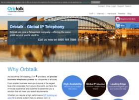 orbtalk.co.uk