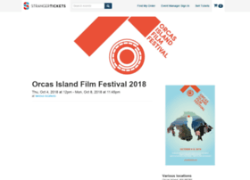 orcasfilmfest.strangertickets.com