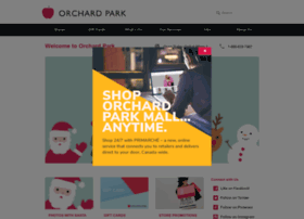 orchardparkshopping.com
