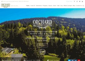 orchardrecovery.com