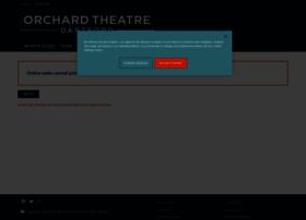 orchardtheatre.co.uk