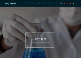 orchem.com
