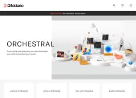 orchestral.daddario.com