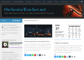 orchestrateacher.net