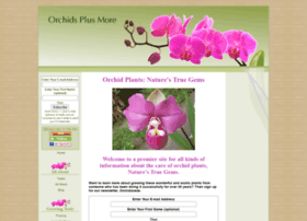 orchids-plus-more.com