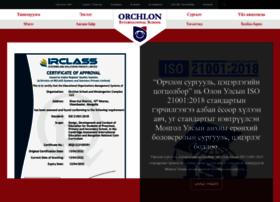 orchlon.edu.mn