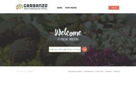 order.eatgarbanzo.com
