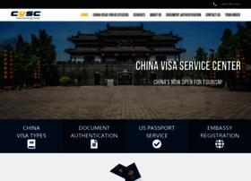 order.mychinavisa.com