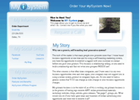 order.myisystem.com