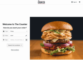 order.thecounter.com