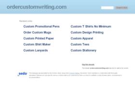 ordercustomwriting.com
