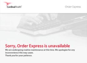 orderexpress.cardinalhealth.com