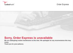 orderexpressstg.cardinalhealth.com