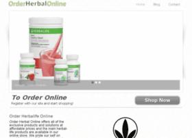 Orderherbalifeonline.com
