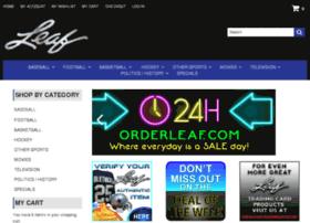 orderleaf.com