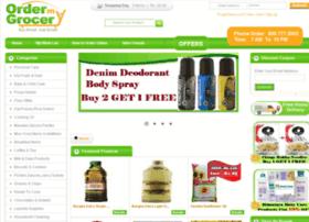 ordermygrocery.com