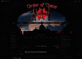 orderofchaos.shivtr.com