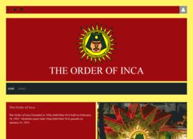 orderofinca.com