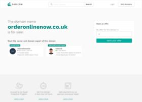 orderonlinenow.co.uk