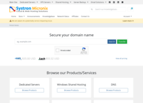 orders.systron.net
