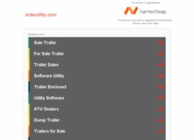 orderutility.com