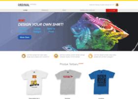 ordinalapparel.com