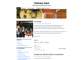 ordinarysaint.wordpress.com