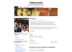 ordinarysaint.wordpress.com