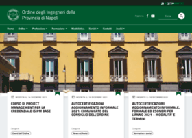 ordineingegnerinapoli.com