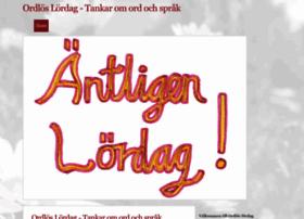 ordloslordag.se