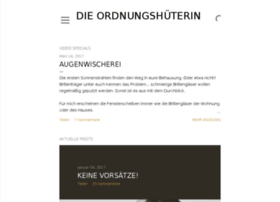 ordnungshueterin.blogspot.com