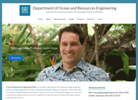 ore.hawaii.edu