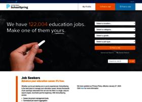 oregon.schoolspring.com