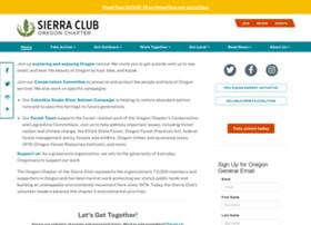 oregon.sierraclub.org