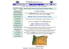 oregon.statelawyers.com