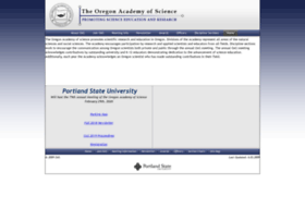 oregonacademyscience.org