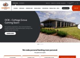 Oregoncommunitybank.com