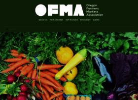 oregonfarmersmarkets.org
