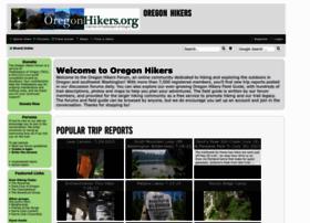 oregonhikers.org