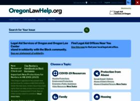 oregonlawhelp.org