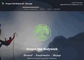 oregonoakbodywork.com