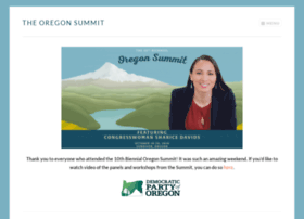 oregonsummit.org