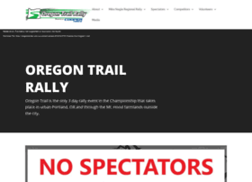 oregontrailrally.com