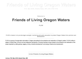 oregonwaters.org