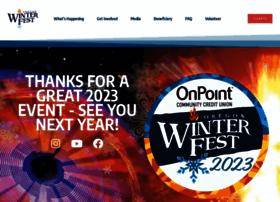 oregonwinterfest.com