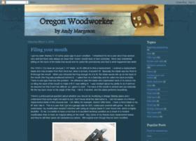 oregonwoodworker.blogspot.com