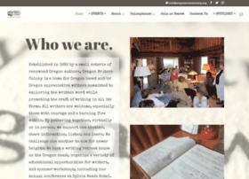 oregonwriterscolony.org