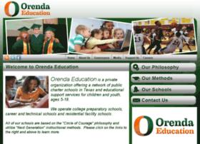 orenda.schoolfusion.us