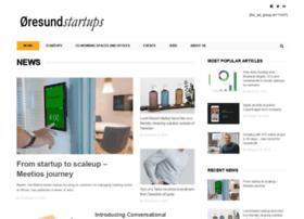 oresundstartups.com