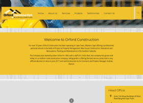 orfordconstruction.co.za